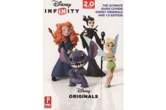 Disney Infinity Originals - Prima Official Game Guide