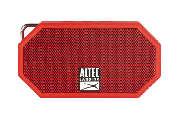 Altec Lansing Mini H20 'Everything Proof' Bluetooth Speaker - Red