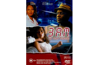 3am - The Night Murders - Rare- Aus Stock DVD PREOWNED: DISC LIKE NEW