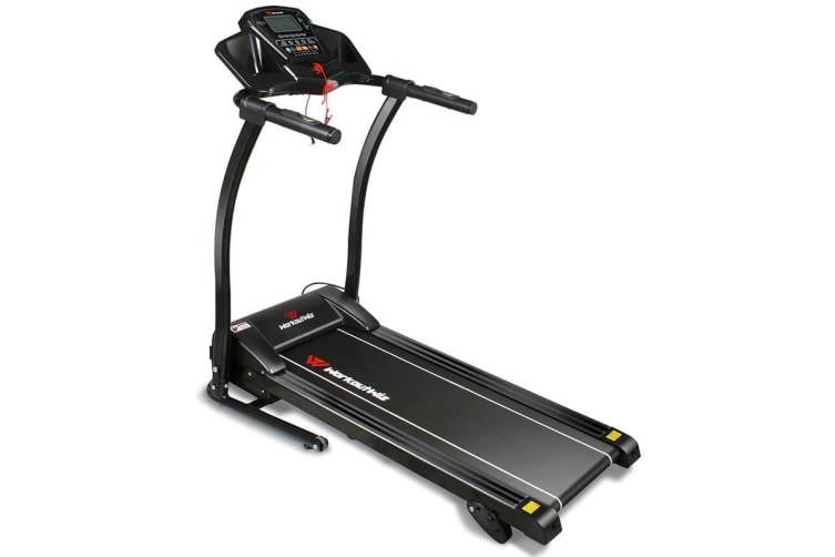 Workoutwiz 0.8-12km/h Electric Folding Treadmill Home Gym Exercise Fitness Equipment Machine