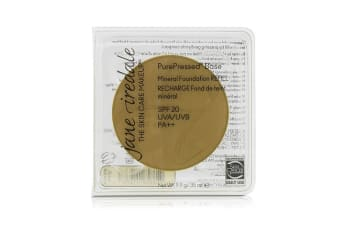 Jane Iredale PurePressed Base Mineral Foundation Refill SPF 20 - Golden Glow 9.9g