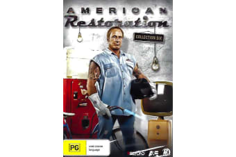 AMERICAN RESTORATION: COLLECTION SIX - Series Region 4 DVD NEW