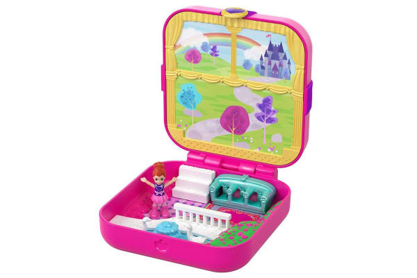 Polly Pocket Hidden Hideouts Lil Princess Pad