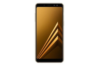 Samsung Galaxy A8 2018 Dual SIM (64GB, Gold)