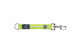 Woofmasta Dog Lead Viz Clip (Yellow)