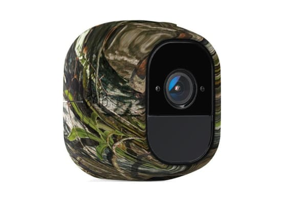 3- Pack Arlo by Netgear Pro Skins for Arlo Pro -  Green & Camouflage (VMA4200-10000S)