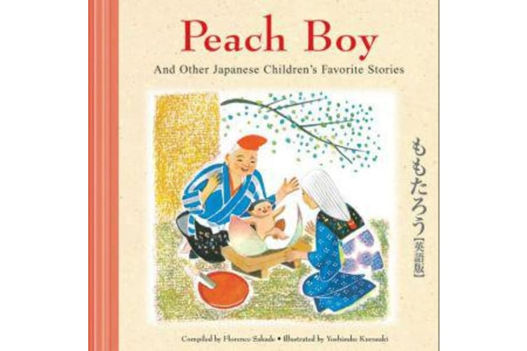 Peach Boy - and Other Japanese Children's Stories