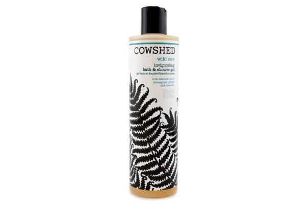Cowshed Wild Cow Invigorating Bath & Shower Gel (300ml/10.15oz)