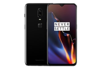 OnePlus 6T (6GB RAM, 128GB, Mirror Black)
