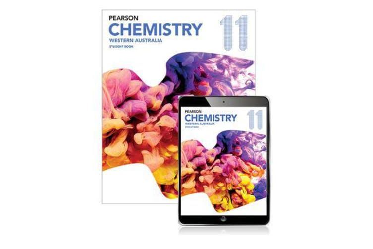 Pearson Chemistry 11 Western Australia Student Book with Reader+