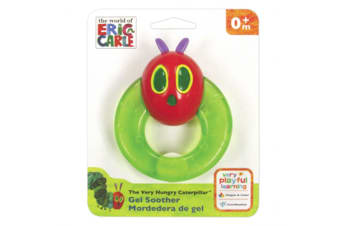 Eric Carle Very Hungry Caterpillar Gel Soother