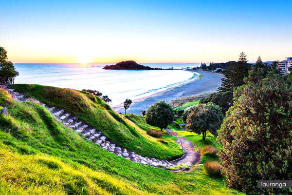 NEW ZEALAND: 14 Day New Zealand Cruise Including One Way Flight for Two (Inside Cabin)