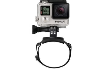GoPro The Strap Hand/Wrist/Arm/Leg Mount Compatible with All GoPro
