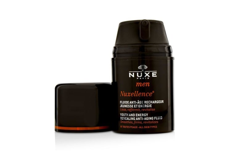 Men Nuxellence Youth And Energy Revealing Anti-Aging Fluid 50ml