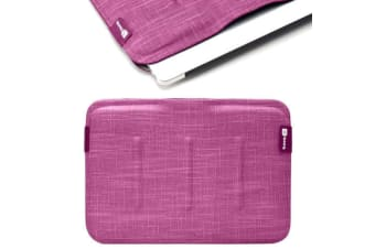 "Booq Laptop Sleeve Case Cover Notebook Carry Bag for MacBook Air 11"" Inch Purple"