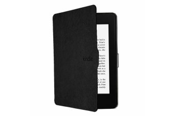 ULTRA SLIM COVER CASE FOR Kindle Paperwhite4(plain)-Black
