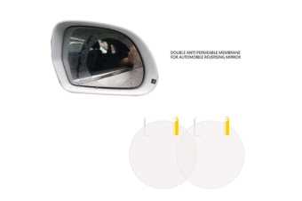 Universal Automotive Exterior Mirrors Rainproof Waterproof Film Anti Fog Protective Film 100Mm