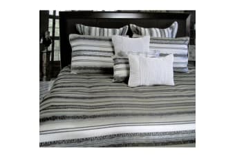 Eleanor Quilt Cover Set by Metropolitan Homewares