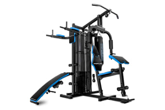 PROFLEX Home Gym Exercise Equipment Machine Fitness Weight Bench Universal Set