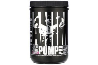 Animal Pump Pro Non-Stim Pre-Workout - Strawberry Lemonade