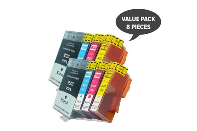 920XL Compatible Inkjet Set (Two Pack)