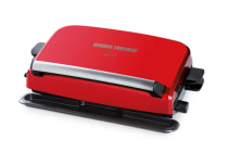 George Foreman Convertible Easy to Clean Grill (GRP10)