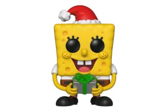 SpongeBob SquarePants Xmas Pop! Vinyl