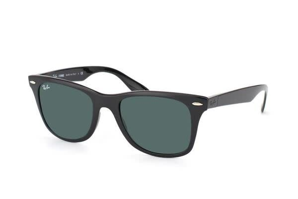 Ray-Ban RB4195 - Black (Grey Green lens) Mens Sunglasses