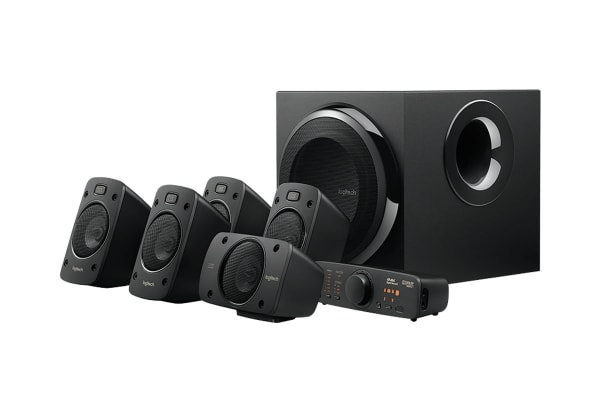 Logitech Z906 Surround Speakers 5.1 (980-000470)