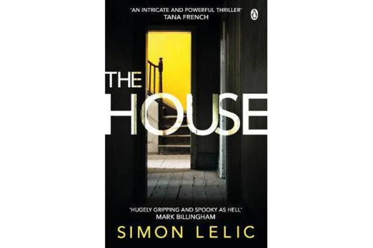 The House - The brilliantly tense and terrifying thriller with a shocking twist - whose story do you believe?