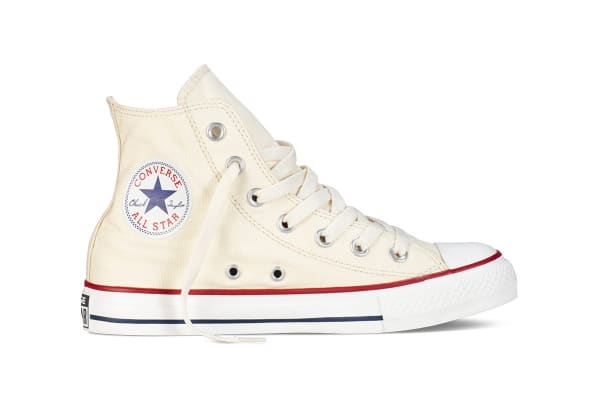 Converse Chuck Taylor All Star Hi (Off White, US Mens 11.5 / US Womens 13.5)