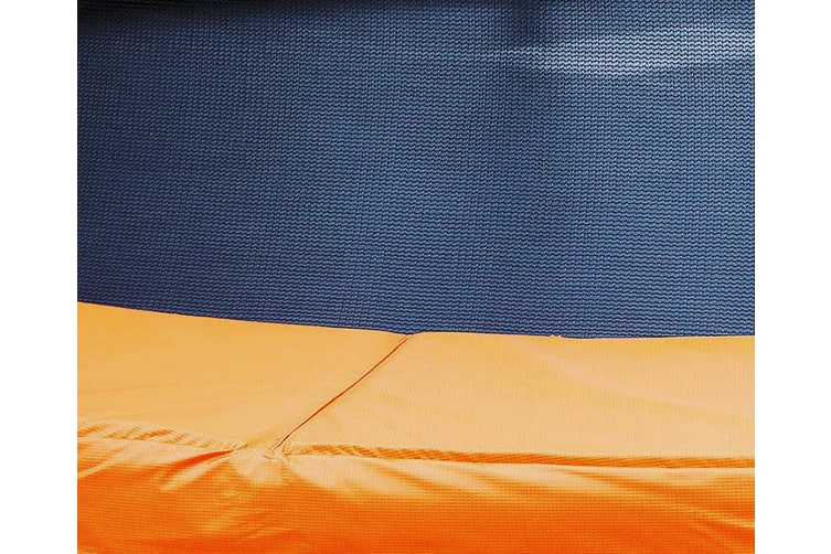 Powertrain Replacement Trampoline Spring Safety Pad - 10ft Orange