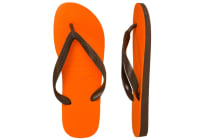 Havaianas Colour Up Thongs (Neon Orange)