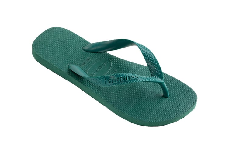Havaianas Top Thongs (Bush Green, Size 35/36 BR)