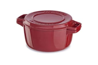 KitchenAid 5.7L Casserole Empire Red (KCPI60CRER)