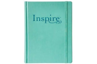 Inspire Bible NLT - The Bible for Creative Journaling