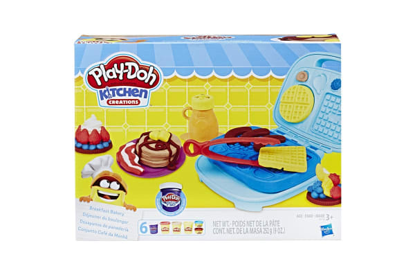 Play-Doh Breakfast Bakery