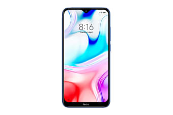 Xiaomi Redmi 8 (64GB, Blue) - Global Model