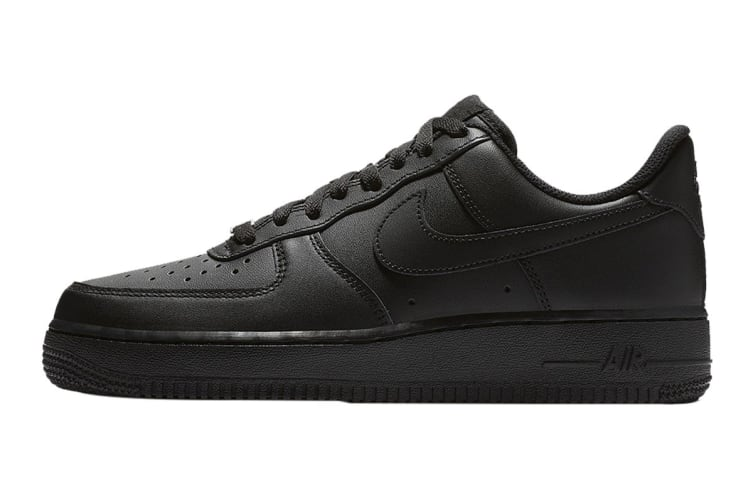 Nike Women's Air Force 1 (Black, Size 11 US)