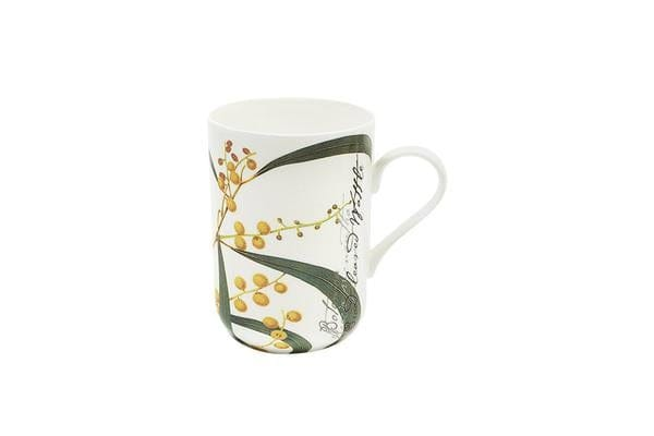 Maxwell & Williams Botanic Mug Wattle