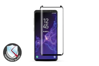 Case Friendly Premium Tempered Glass For Samsung Galaxy S9+