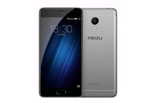 MEIZU M5s Dual SIM Smartphone Grey.3GB Ram 16GB Storage 2 Years Warranty Small price. Big deal.