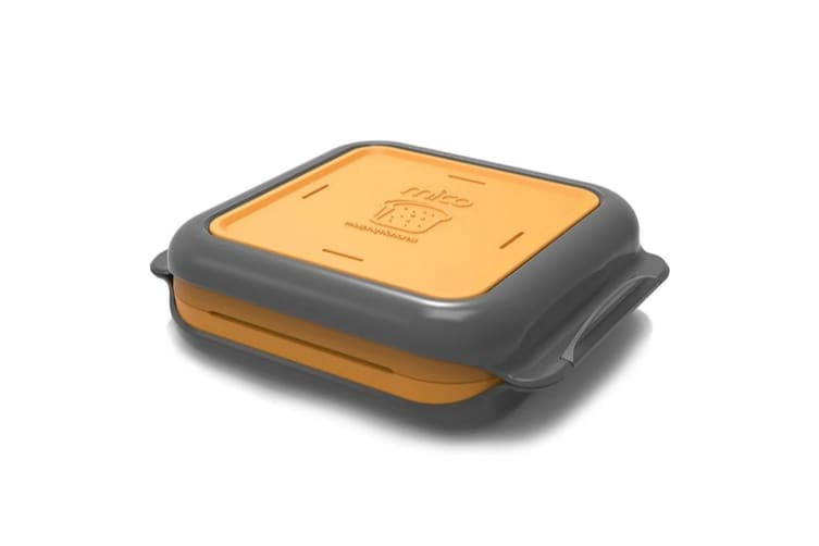Morphy Richards Mico Microwavable Cheese Silicone Toastie/Sandwich/Toast Maker