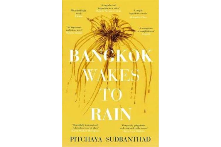 Bangkok Wakes to Rain - Shortlisted for the 2020 Edward Stanford 'Fiction with a Sense of Place' award
