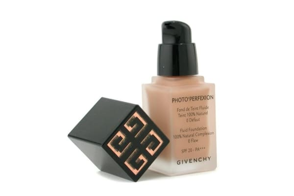 Givenchy Photo Perfexion Fluid Foundation SPF 20 - # 8 Perfect Amber (25ml/0.8oz)