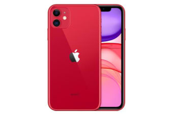 New Apple iPhone 11 128GB 4G LTE Red (FREE DELIVERY + 1 YEAR AU WARRANTY)