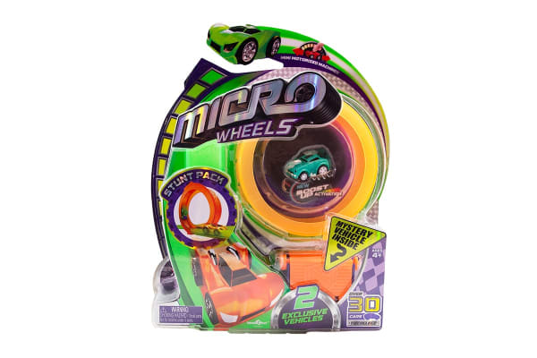Micro Wheels Stunt Pack S1
