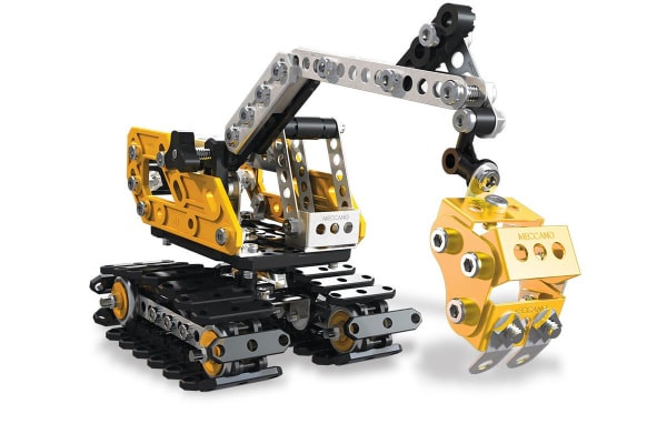 Meccano Engineering 2-in-1 Construction Set