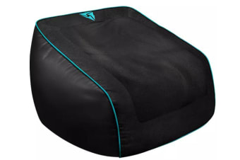 ThunderX3 Aerocool ThunderX3 DB5 V2 Consoles Bean Bag - Black/Cyan Retail hang