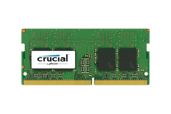 Crucial 16GB DDR4 2133 MT/s (PC4-17000) CL15 DR x8 Unbuffered SODIMM 260pin